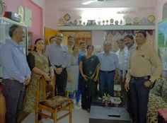 JAI Insurance Advisers and Consultants: DGM Mr Ravindra Bau , all branch managers visited ...