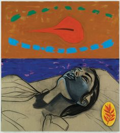 David Salle Comes to the Dallas Contemporary: Interview with a Painter