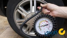 Make sure you check your tire pressure! It's common for tire pressure to decrease over the winter months. Rolling Resistance, Used Tires, Oil Change, Car Shop, Car Detailing, Cars For Sale, Toyota, Vehicles, Check