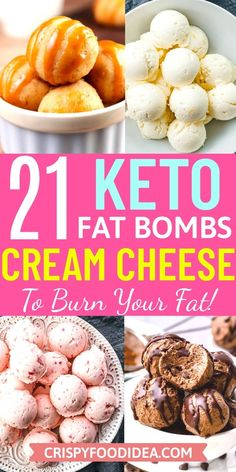 These keto fat bombs cream cheese recipes are so delicious and healthy. Easy to make, low in carb, and all these amazing recipes ready within 20 minutes. Who are on a keto diet, these fat bombs are perfect for snacks or desserts. Keto Fudge, Keto Cheesecake, Strawberry Cheesecake, Cream Cheese Fat Bombs, Cream Cheese Recipes, Easy Cream Cheese Desserts, Keto Fat, Low Carb Keto, Low Carb Desserts