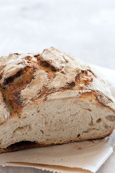 rustic sourdough: the secret to making amazing bread at home [5 ingredients   simple baking]