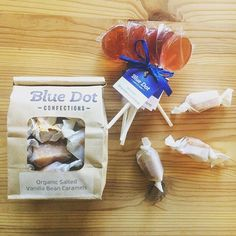 Holiday Gift Idea - Sweets from Blue Dot Confections Holiday Gifts, Christmas Gifts, Amazing Art, Gift Wrapping, Sweets, Creative, Blue, Xmas Gifts, Xmas Gifts