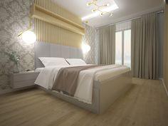 Ekskluzywne projekty wnętrz. Aranżacja sypialni Bed, House, Furniture, Home Decor, Homemade Home Decor, Stream Bed, Haus, Home Furnishings, Interior Design