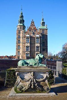 Rosenborg castel II, Copenhagen, Denmark