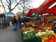 Market at Maybachufer (Neukölln)