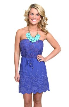 Easter Island Vacation Dress 49.50