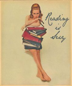 Reading is sexy...