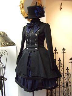 再販決定:ディーンOPJK[6299] - ATELIER BOZ - OSAKA - Pretty Outfits, Pretty Dresses, Beautiful Dresses, Cool Outfits, Harajuku Fashion, Kawaii Fashion, Lolita Fashion, Old Fashion Dresses, Fashion Outfits