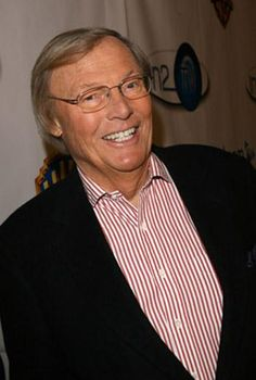 Adam West - still gorgeous and distinguished now :)