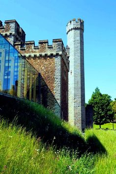 The iconic castle in Cardiff features one of our blanket systems.