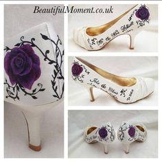 f11d565e7ed0 Design Gallery - Beautiful Moment Cadbury Purple Wedding
