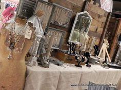One of my vendor spaces at Junk Bonanza 2010