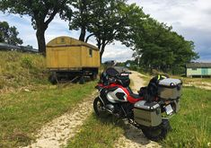 "A border was to be crossed, ""plan"" was to ride into Czech Republic and continue north. Motorcycle Adventure, Slovenia, Czech Republic, Old And New, Denmark, Germany, Italy, Summer, Pictures"
