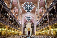 Sinagoga, Budapest      By DarkFrame