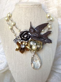 Lori Anngelo Designs - Fly Away Collection: Crystal Bird