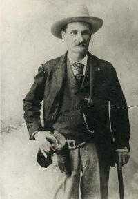 John Selman (November 16, 1839-April 6, 1896) was an outlaw and sometimes lawman of the Old West. He is best known as the man who shot outlaw John Wesley Hardin in the Acme Saloon in El Paso, Texas on August 19, 1895.