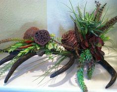 rustic floral arrangements