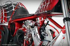 Paul Jr. Designs Black Widow Bike