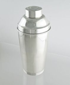 Handsome-Sterling-Silver-S-Kirk-Son-Cocktail-Martini-Shaker-Art-Deco-Barware