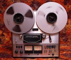 Pioneer RT-1011L Stereo Reel-to-Reel Tape Deck | Mike's Vintage Stereo Equipment