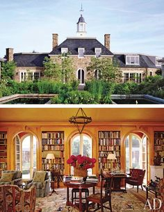 Country Homes Photos | Architectural Digest