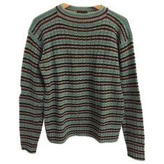 Multicolour Wool Knitwear Sweatshirt PRADA