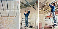 Come fare un controsoffitto - Ristrutturare casa - Bricoportale, il Portale del Fai da Te