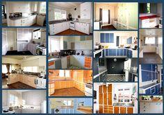 1910 -1970's, New Zealand, Kitchens