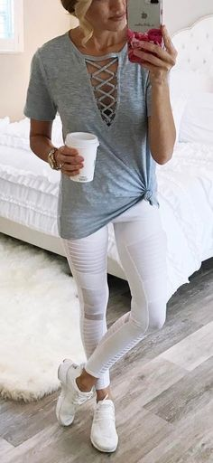 Cute casual everyday outfit