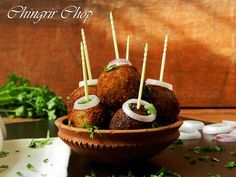 Shrimp Croquettes Or Chingrir Chop