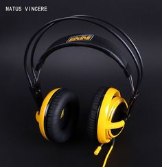 Steelseries Siberia V2 headphones With Microphone Gaming Headphones High Quality Game Headset Noise Isolating Fone De Ouvido