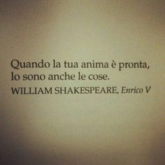 William Shakespeare, Enrico V