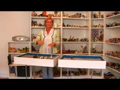 Sandplay therapy - YouTube