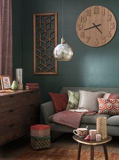 Superb vintage living room designs for your home Home Living Room, Living Room Designs, Living Room Decor, Sala Vintage, Vintage Home Decor, Vintage Furniture, Vintage Style, Decoration Inspiration, Interior Inspiration
