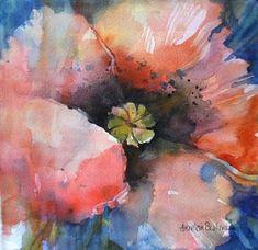 Watercolors: June 2010