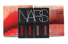 NARS #NARSISSIST Cool Nudes & Hot Reds Wanted Power Pack Lip Kit Swatches + Review Makeup Must Haves, Blog Love, Lip Kit, Girl Guides, Pale Skin, Beauty Review, Love Makeup, Colorful Makeup, Liquid Lipstick