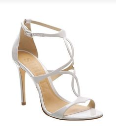 White High Heels, Me Too Shoes, Weddings, Ideas, Fashion, Wedding Shoes Heels, Party Outfits, Slippers, Luxury