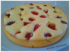 Si vous réalisez une de mes recettes envoyer (christelle.traynard@wanadoo.fr) moi les photos (ou si vous avez un blog le lien de votre recette) pour une petite mise à l'honneur. Coucou, Je vous présente un gâteau simple et très rapide à réaliser. Là j'ai...