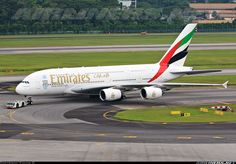 Emirates Airbus, Emirates Airline, Airbus A380, New York Night, Airplane Photography, Let's Have Fun, Commercial Aircraft, Aircraft Pictures, Spacecraft