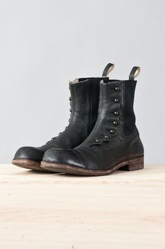 Number (n)ine boots from re.porter