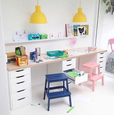 20+ Fun And Cute Study Room Ideas For Kids