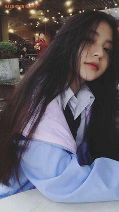 9 Korean Makeup Looks – My hair and beauty Pretty Korean Girls, Cute Korean Girl, Cute Asian Girls, Beautiful Asian Girls, Cute Girls, Mode Ulzzang, Ulzzang Korean Girl, Uzzlang Girl, Korean Beauty
