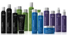 Hempz Couture Hair products - Sulfate, paraben and gluten free! This is the best shampoo I've ever used.