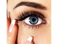 "$45 for 3 ""Eyes Only"" Makeup Applications with Strip Lashes ($90 Value)"