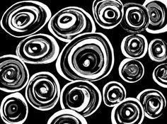 Wall art from TwigsAndLace on Etsy. White Art, Black And White, Grey Wall Art, Geometric Circle, Grey Walls, Body Painting, Wood Art, Creative Art, Modern Art