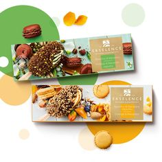 Ekselence Macaroons on Packaging of the World - Creative Package Design Gallery