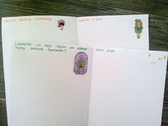 Pages from sticker slams that I made Water Drops, Slammed, Booklet, Bee, Stickers, Paper, Water Droplets, Bees, Sticker
