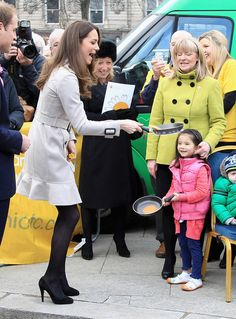 Kate Middleton - Prince William And Kate Middleton Visit Northern Ireland