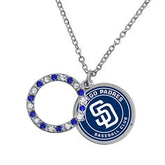 $20 San Diego Padres Disc Necklace by Game Time™  - MLB.com Shop