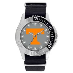 Men's Game Time NCAA Starter Sports Watch - Black -